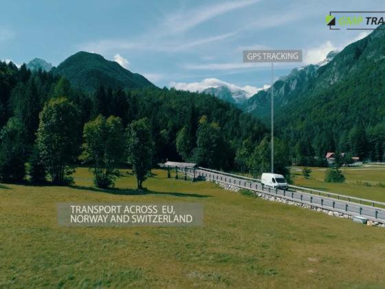 Film wizerunkowy dla Firmy GMP Transporti