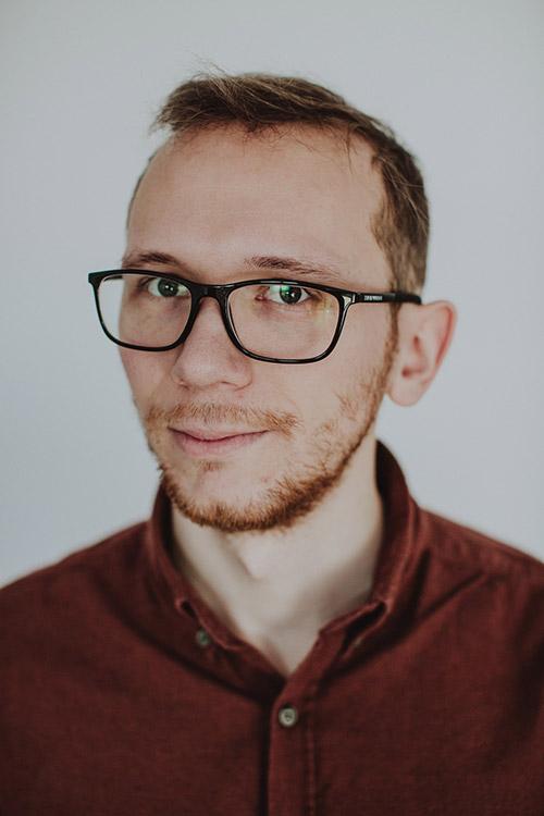 Motażysta w SkyVideo - Radosław Faruga