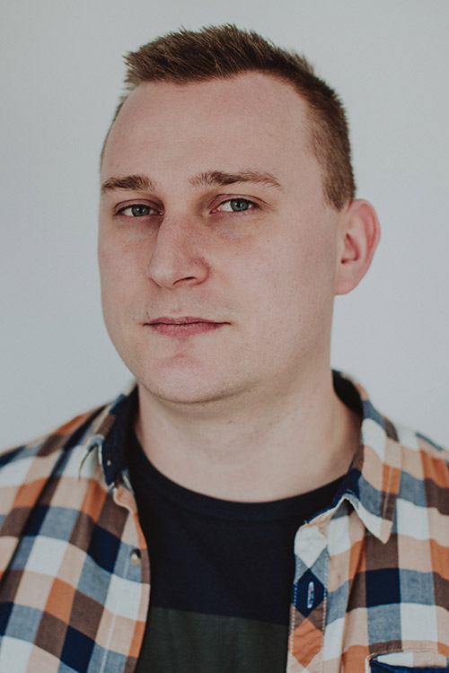 Fotograf w SkyVideo - Łukasz Sztuka
