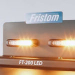 Film produktowy lampy FT200 LED - Fristom