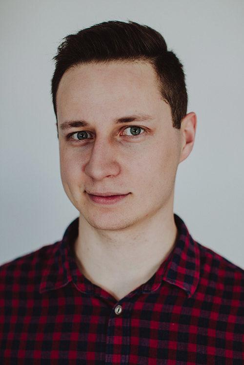 Michał Surna - kierownik produkcji w SkyVideo