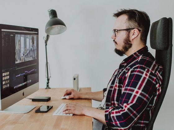 Postprodukcja filmu reklamowego